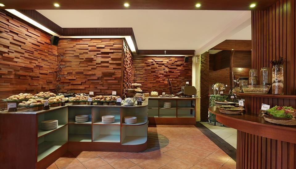Hotel Villa Ombak Lombok - prasmanan