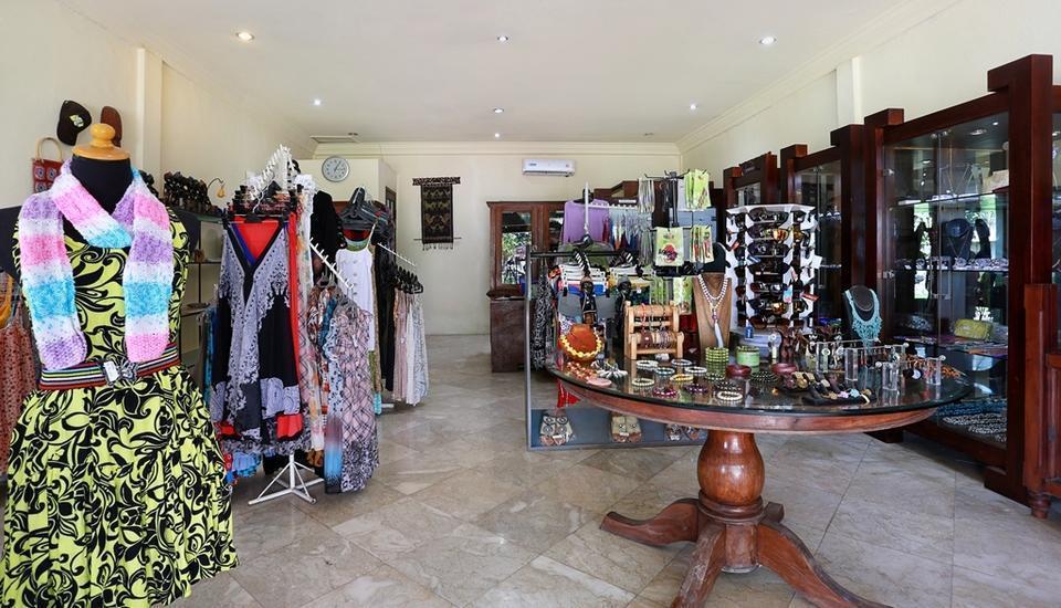 Hotel Villa Ombak Lombok - Art Shop