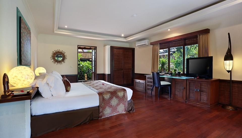 Hotel Villa Ombak Lombok - Deluxe Family Bungalow Low Season Disc 45% OFF
