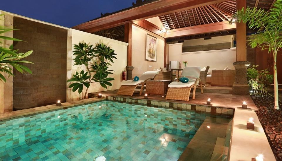 Hotel Villa Ombak Lombok - Akoya Pool Villas Regular Plan