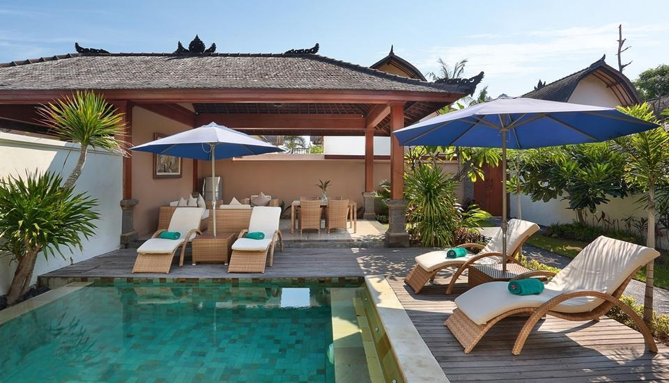 Hotel Villa Ombak Lombok - Akoya Pool Villas (2 Bedroom) Long Stay 2018