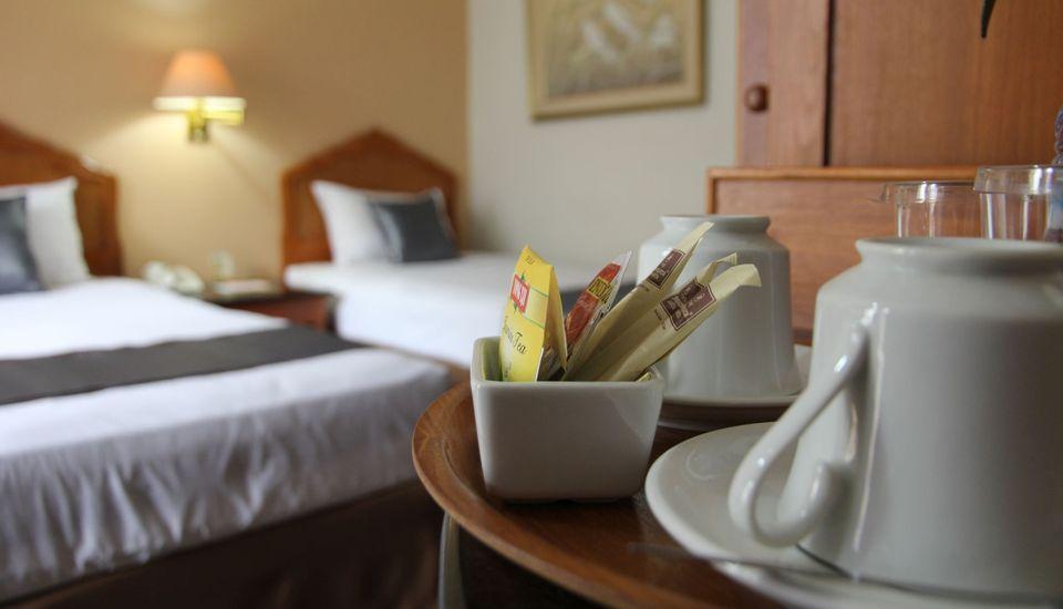 Hotel Jayakarta Jakarta - Deluxe Room tanpa Sarapan Long Stay 2D