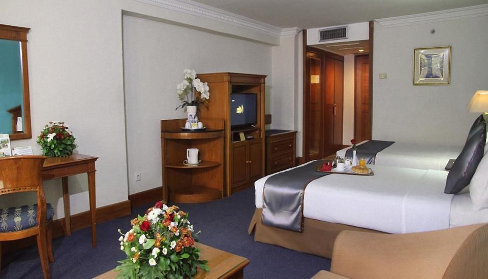 Hotel Jayakarta Jakarta - Family Room tanpa Sarapan Regular Plan
