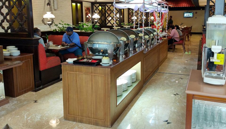 Hotel Jayakarta Jakarta - Sarapan Pagi