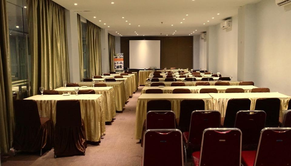 Grand Hawaii Hotel Pekanbaru - Meeting Room