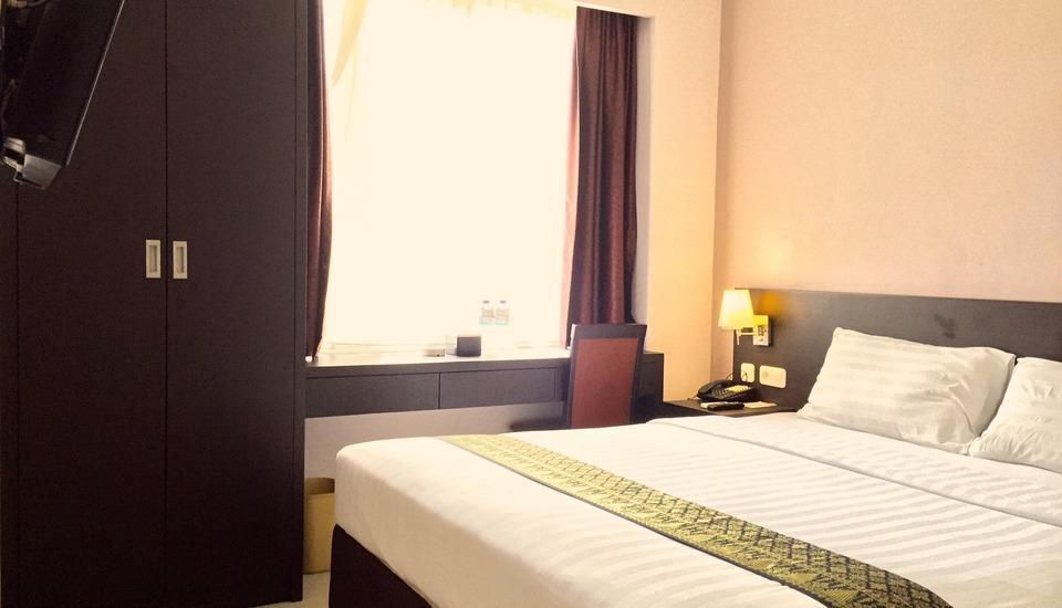 Grand Hawaii Hotel Pekanbaru - Superior Room Only Regular Plan
