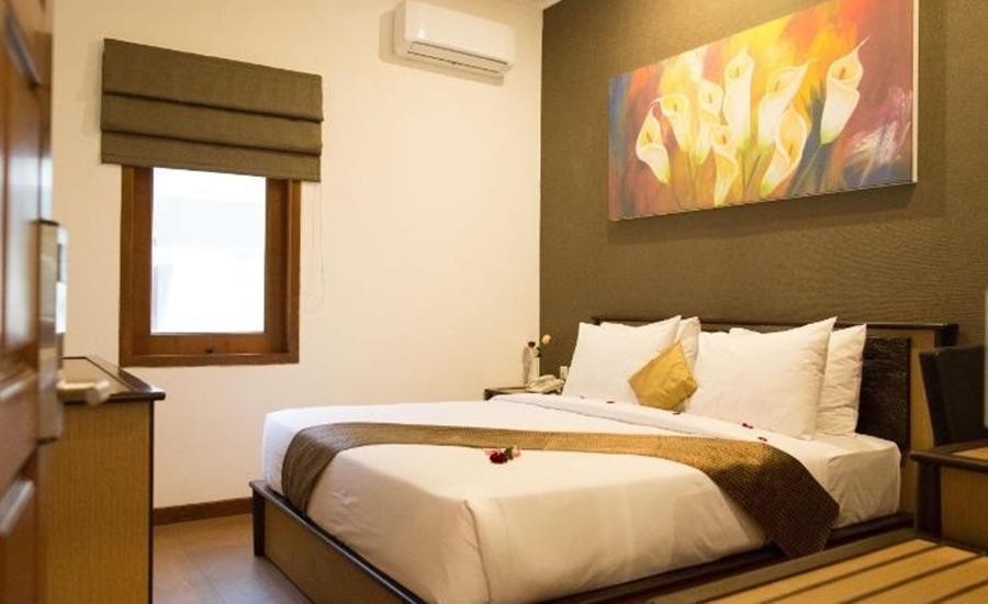 Samara Resort Malang - Kamar tamu villa