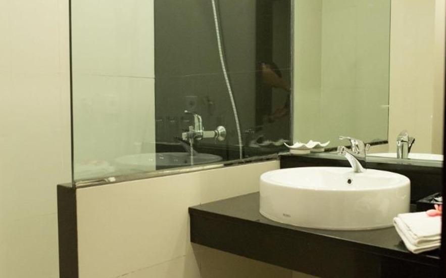 Samara Resort Malang - Kamar mandi