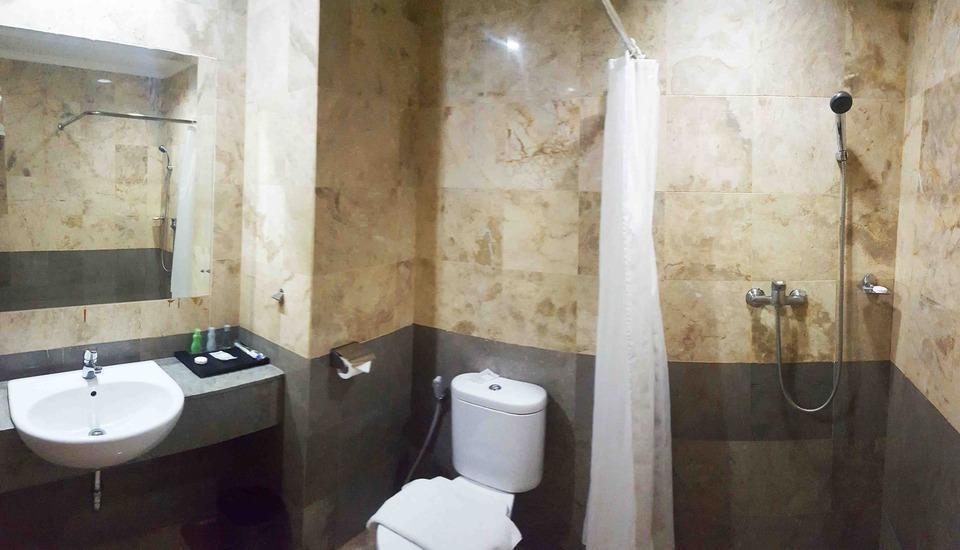 Asana Kawanua Jakarta Jakarta - Deluxe Double Room Regular Plan