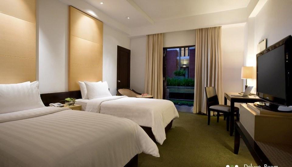 Hotel Santika Premier Malang - Deluxe Room
