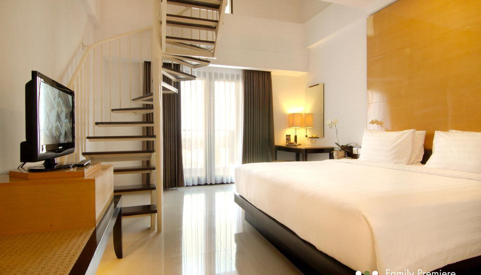 Hotel Santika Premier Malang - Family Premiere Room King Special Promo Weekend Deal