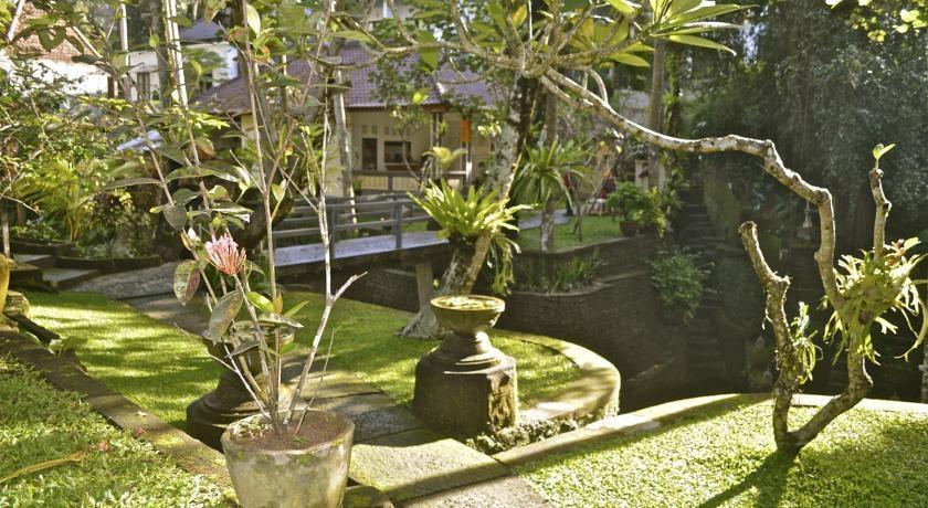 Nicks Pension Hotel Bali - Lingkungan sekitar