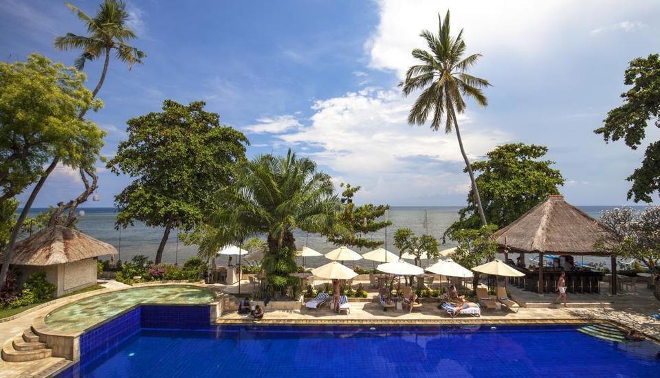 The Lovina Bali - Kolam Renang