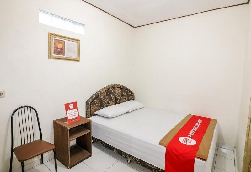 NIDA Rooms Yogyakarta Balecatur Raya - Double Room Single Occupancy Special Promo