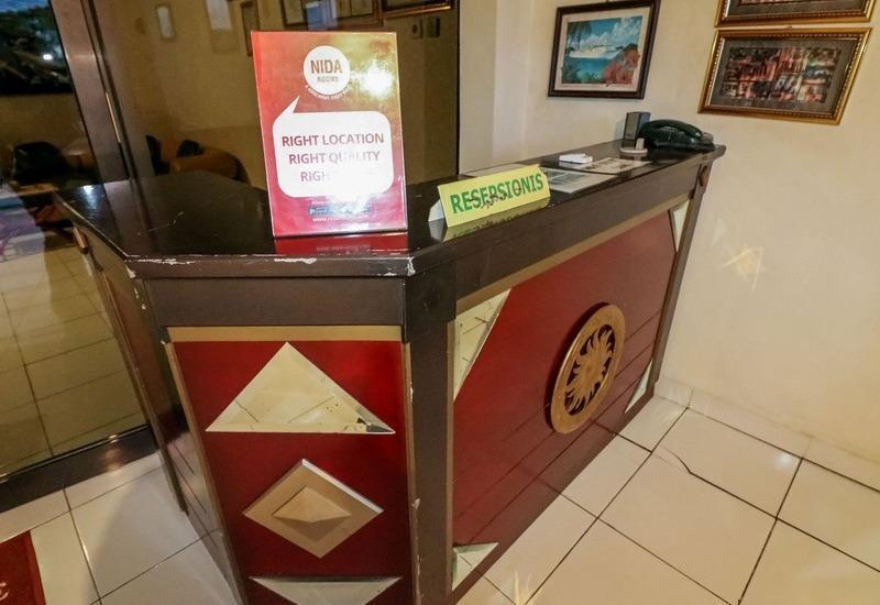 NIDA Rooms Yogyakarta Balecatur Raya - Resepsionis