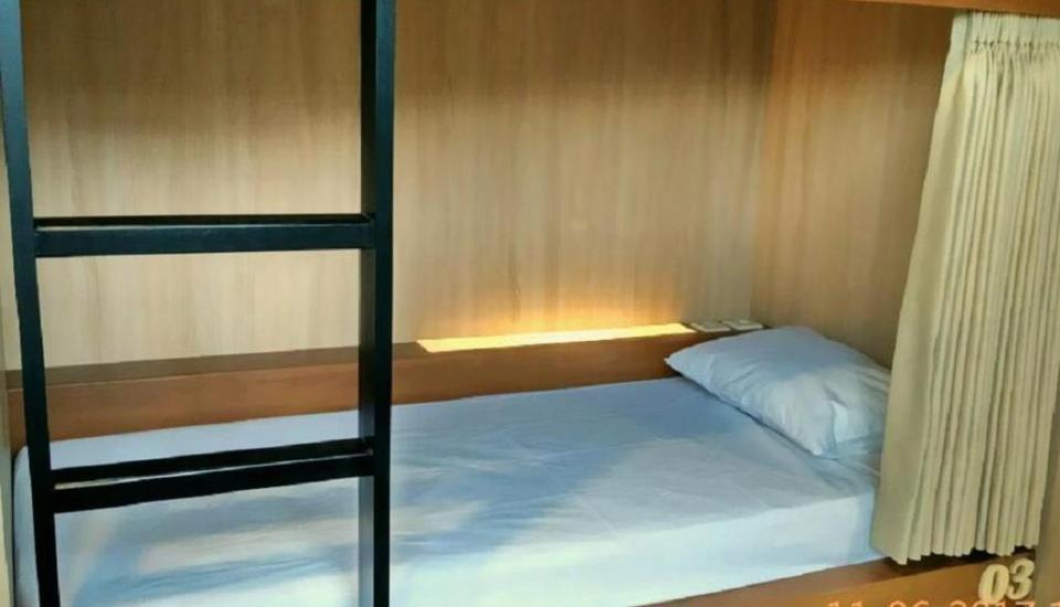 Woodlot Hostel Malang -