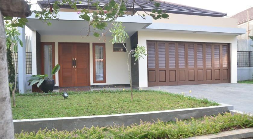 Cempaka Villa Dago Bandung - Pemandangan