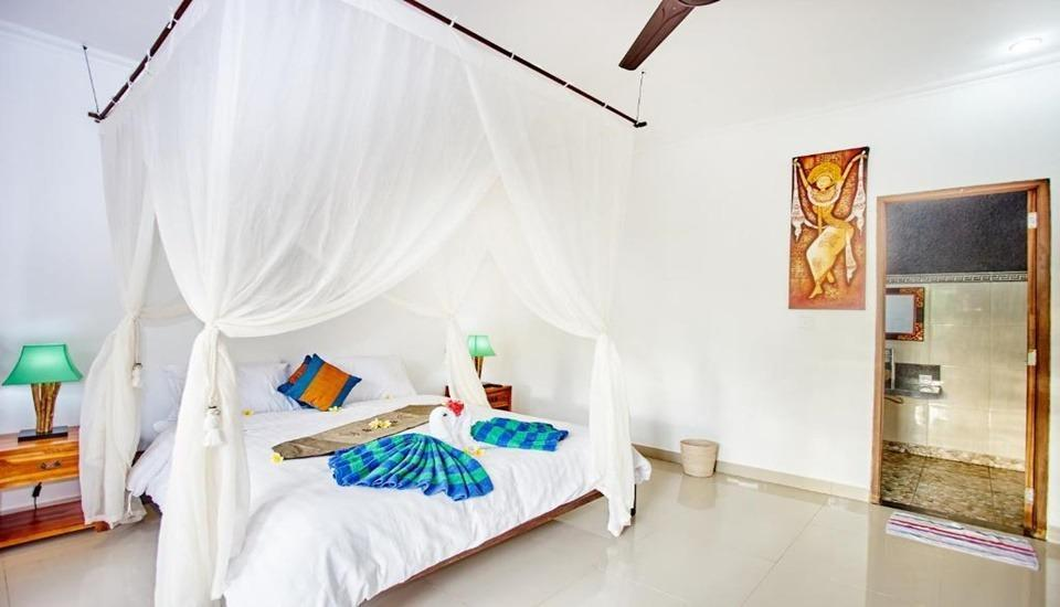 Taos House Bali - Deluxe Room Regular Plan