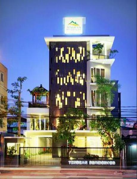Tendean Residence Jakarta - Facade