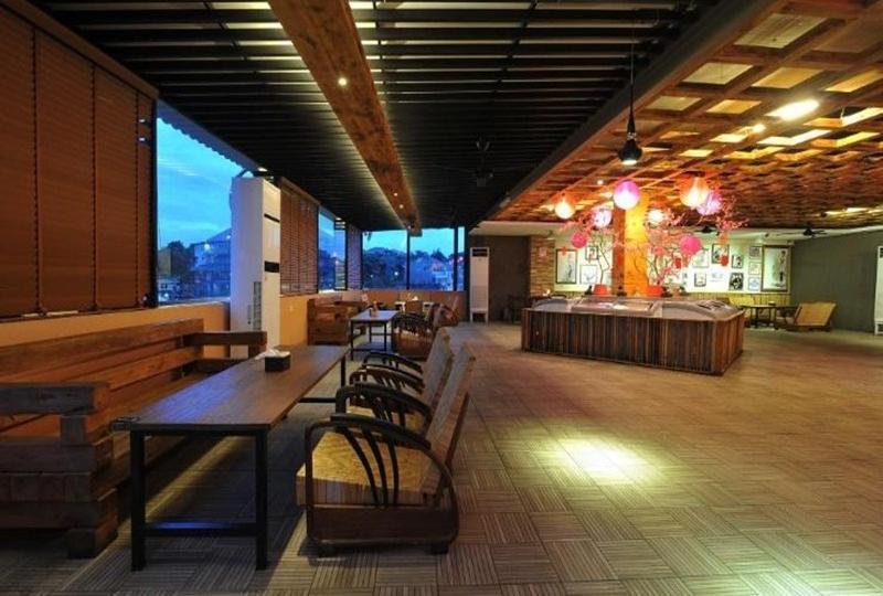 StudioInn & Suites Semarang Semarang - Lobi