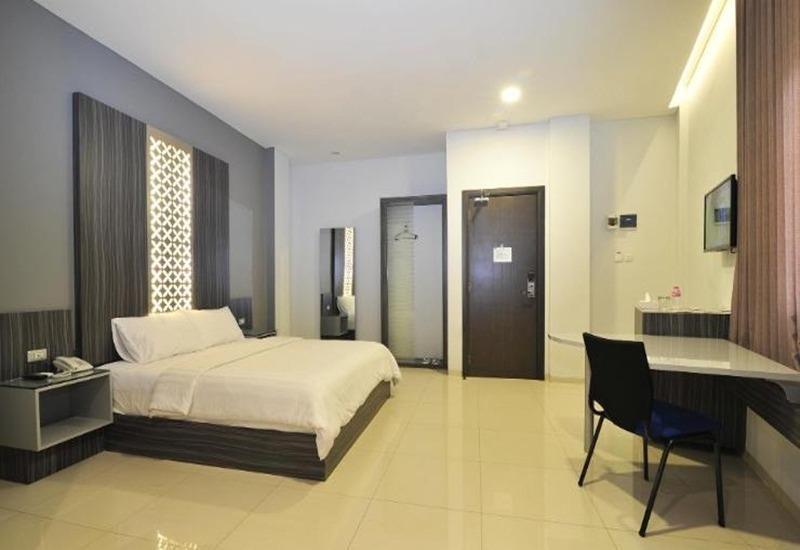 StudioInn & Suites Semarang - Executive Double Room Only Regular Plan