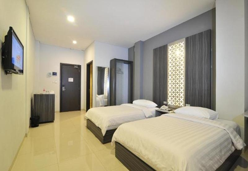 StudioInn & Suites Semarang - Deluxe Twin Room Regular Plan