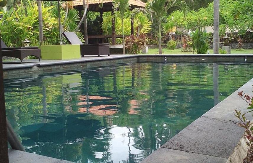 Villa Matanai Bali - Kolam Renang