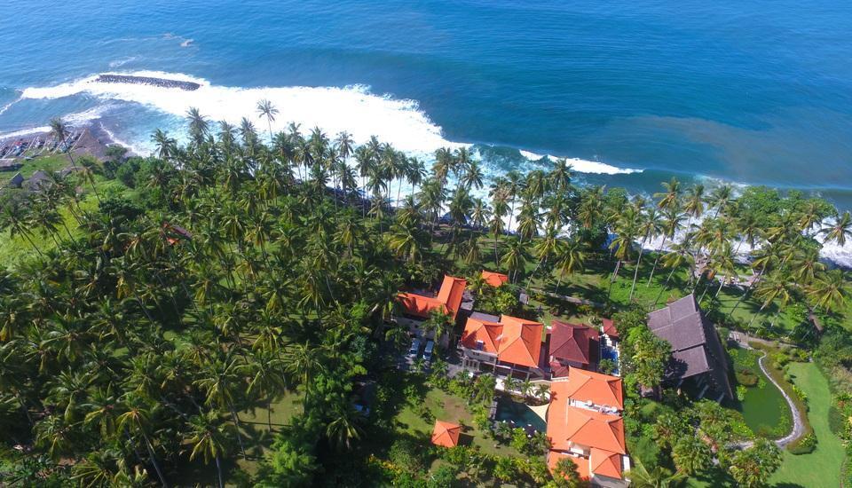 Villa Matanai Bali - View villas dan laut