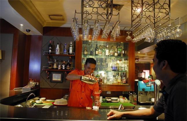 Hotel Horison Semarang - Putri Lounge