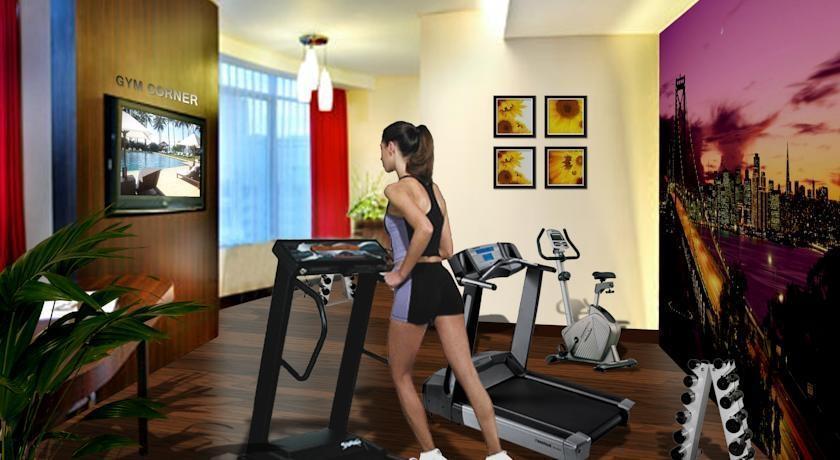 fave hotel Surabaya - Gym1
