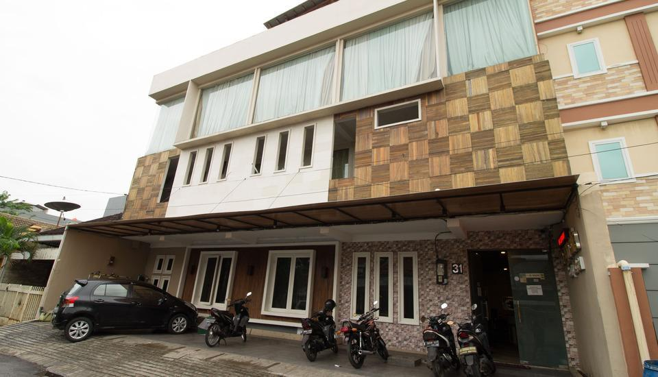 RedDoorz @Mangga Besar 4 Jakarta - Eksterior