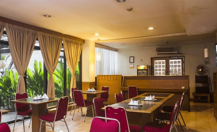 Tinggal Standard Cilandak Barat Jakarta - Restoran