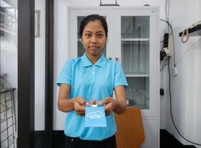 Airy Eco Syariah Gubeng Kertajaya Tujuh 43 Surabaya - Receptionist