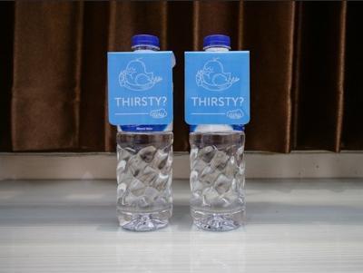 Airy Eco Syariah Gubeng Kertajaya Tujuh 43 Surabaya - Mineral Water