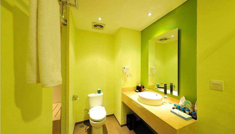 kuta playa hotel Bali - Bathtub