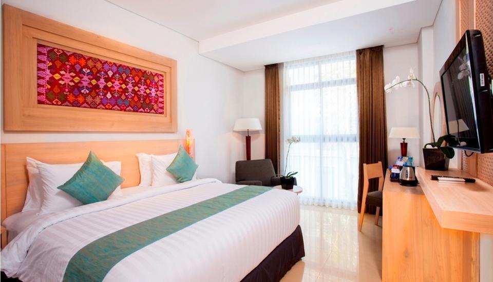 kuta playa hotel Bali - Deluxe Room