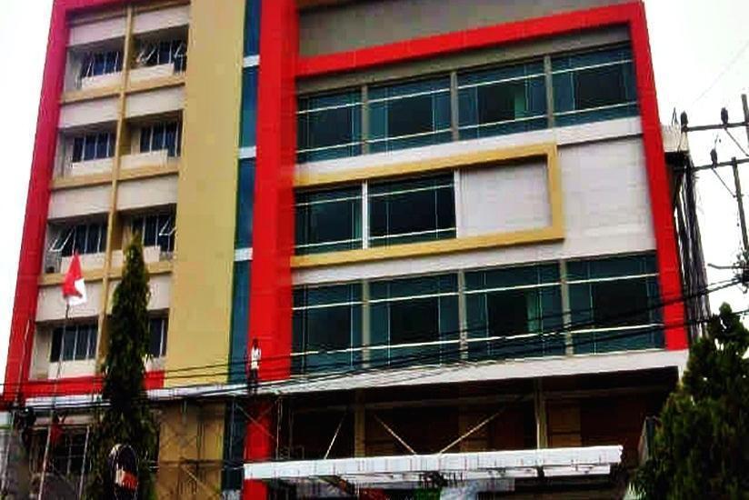 Hotel MJ Samarinda - Tampilan Luar Hotel