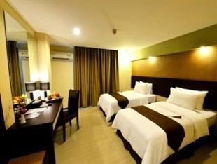 The Naripan Hotel Bandung - Kamar Deluxe