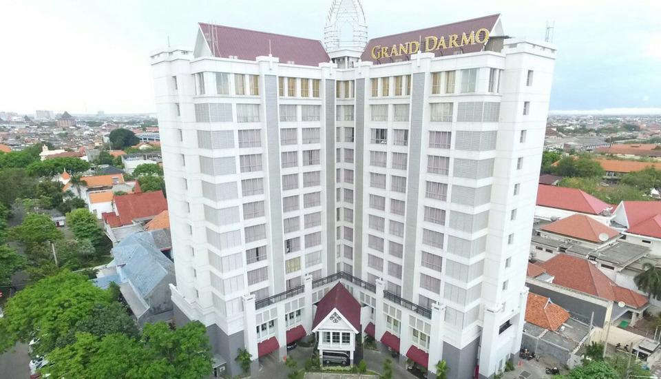 Grand Darmo Suite Surabaya - Bangunan