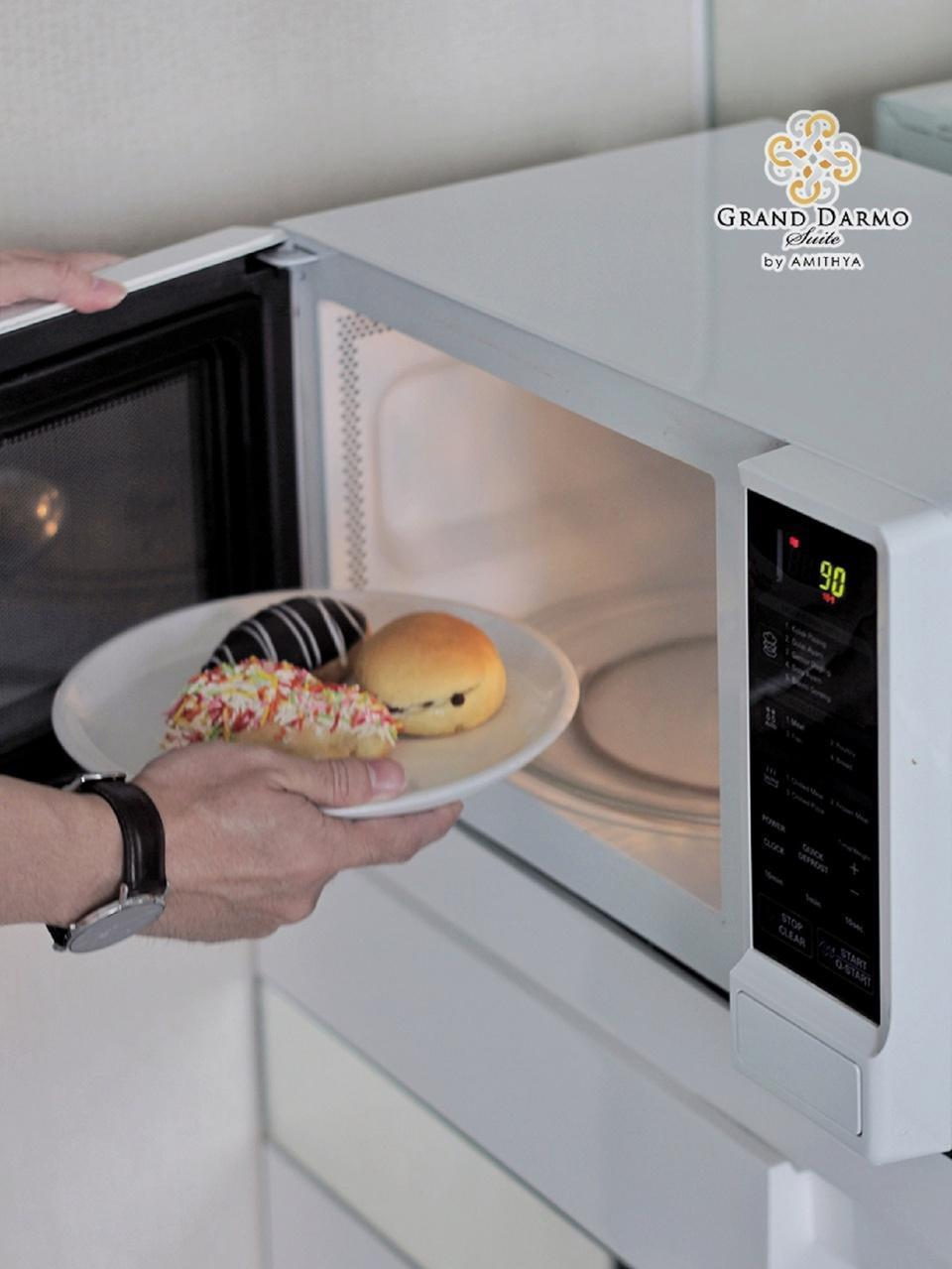Grand Darmo Suite Surabaya - Microwave
