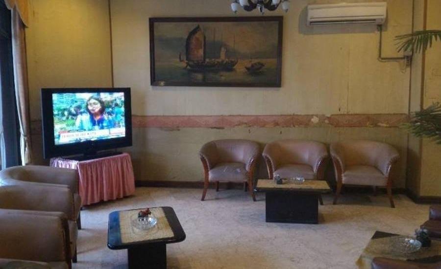 Hotel Sumatera Medan - Lobi