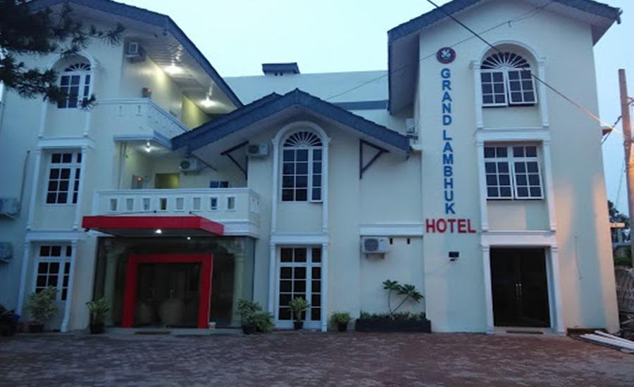 Grand Lambhuk Hotel Banda Aceh - Eksterior