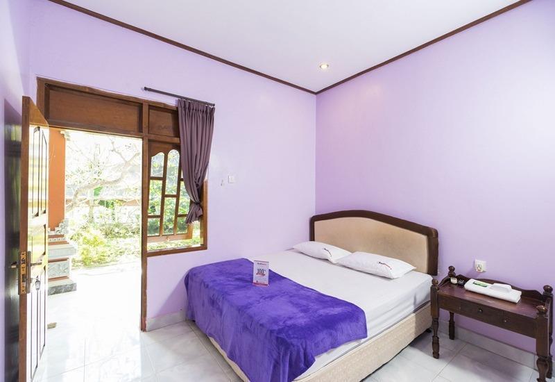 RedDoorz @Tanjung Benoa Bali - Kamar tamu