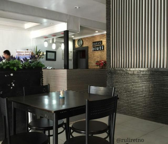 Hotel Biuti Banjarmasin - Hotel View