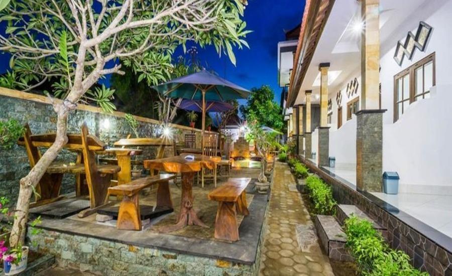 Widia Homestay Bali - Eksterior