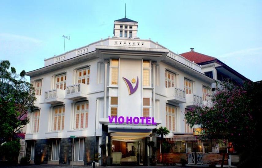 Vio Hotel Cimanuk Bandung - Eksterior