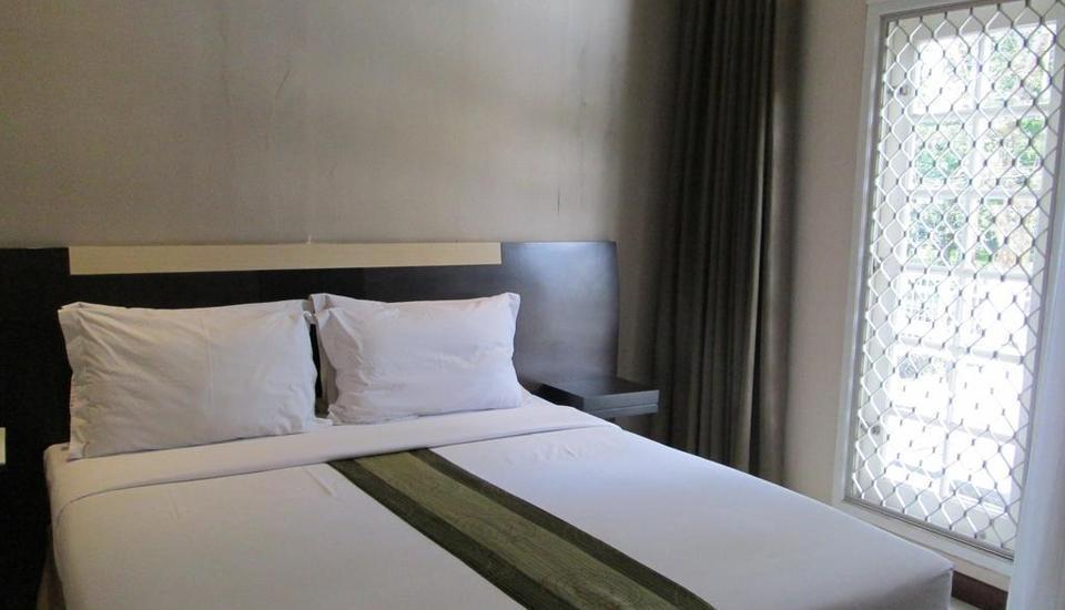Vio Hotel Cimanuk Bandung - Deluxe Double Balcony