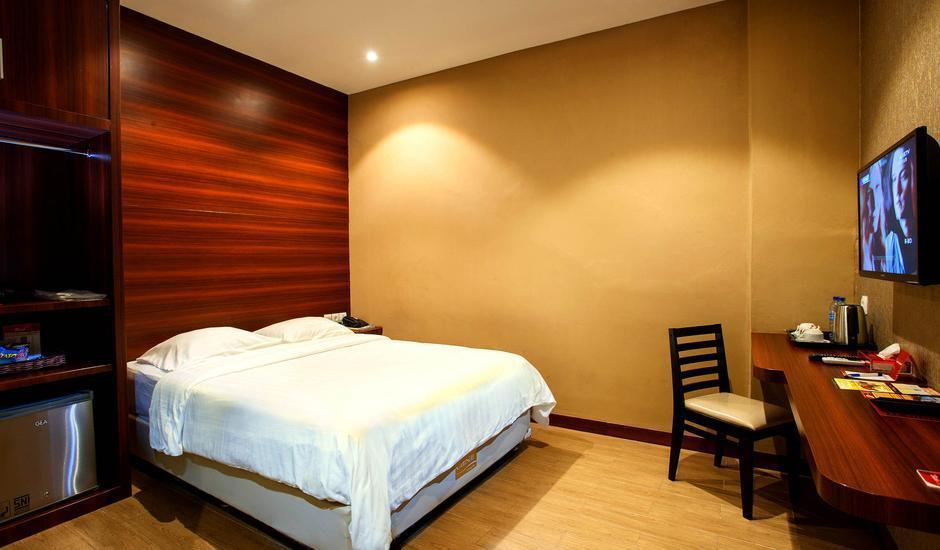 The Batik Hotel Medan - KAMAR SUPERIOR DOUBLE BED