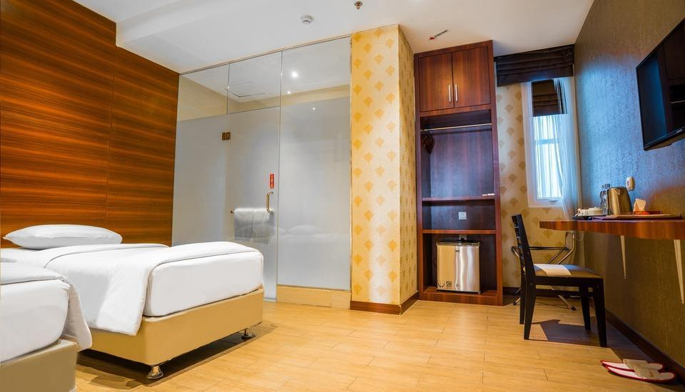 The Batik Hotel Medan - Business Class Twin  Regular Plan