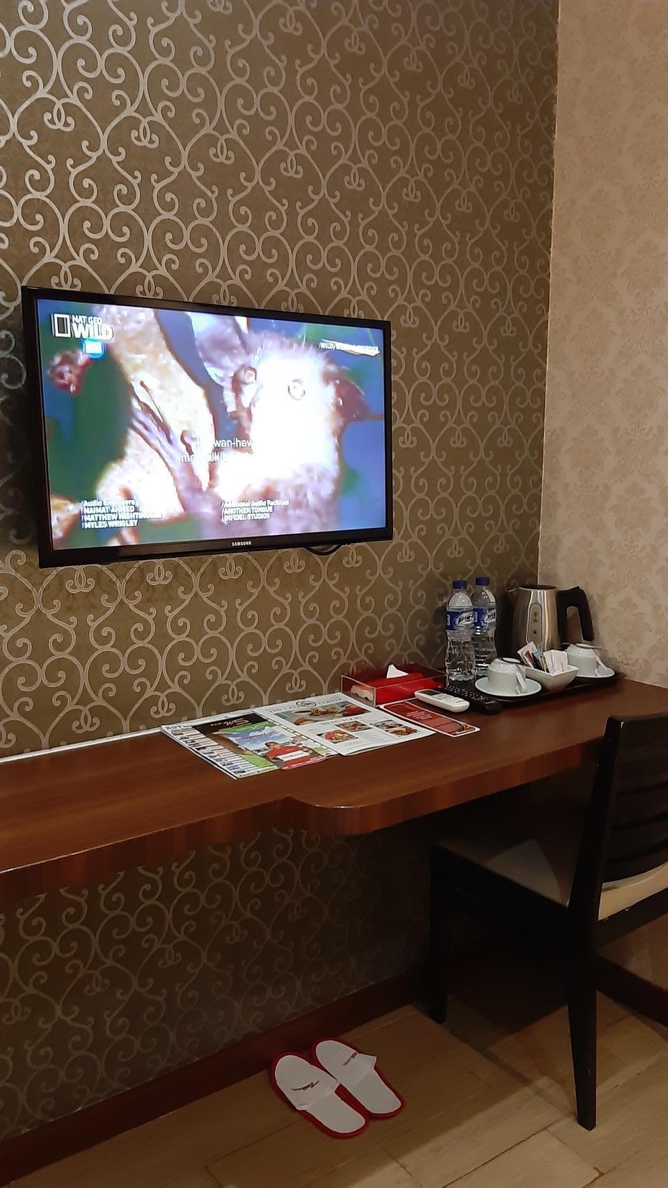 The Batik Hotel Medan - Guest Room